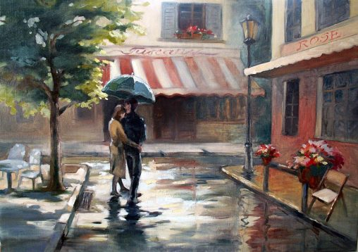 Tapyba | Oil On Canvas