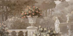Wall painting. Sienų tapyba