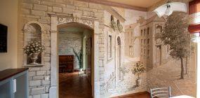 Virtuvės sienų tapyba