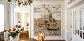 Sienos tapyba venecijos tema